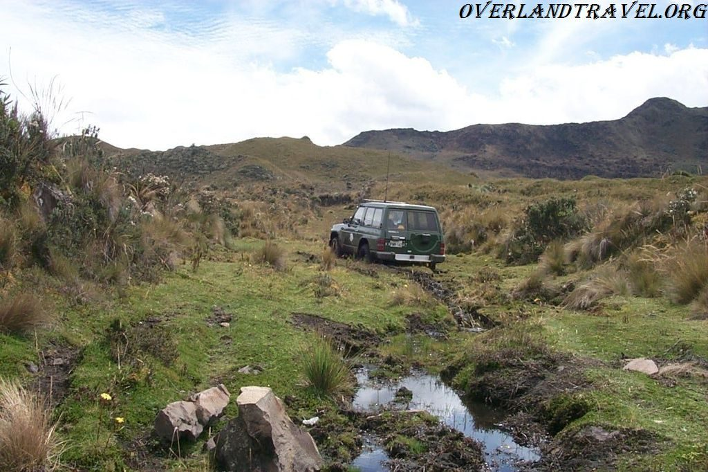 """Llanganates National Park is a protected area in Ecuador situated in the Cotopaxi Province, Napo Province, Pastaza Province and Tungurahua Province. Located within the park is Cerro Hermoso which means """"beautiful mountain"""" in Spanish. The park is famous for the Treasure of the Llanganates."""