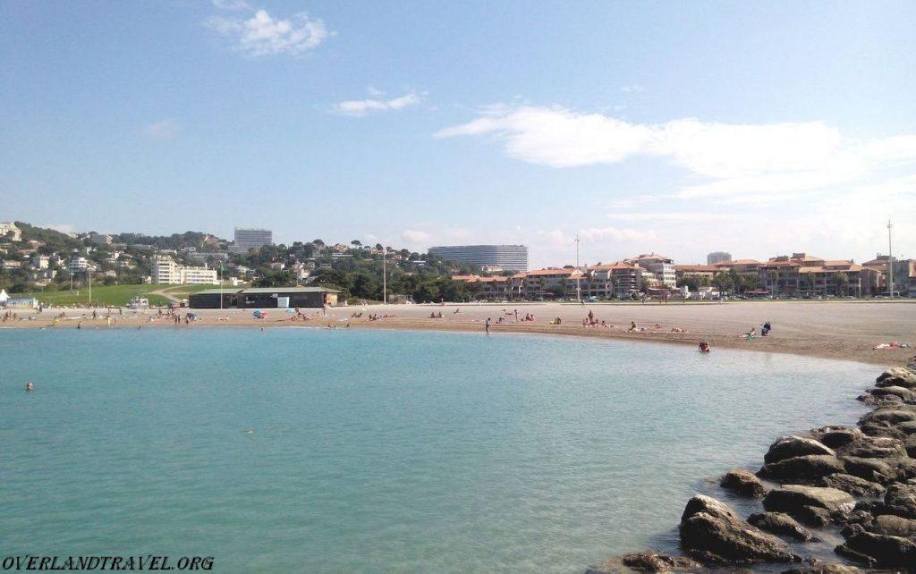 Marseille Prado Beach France Overland Travel