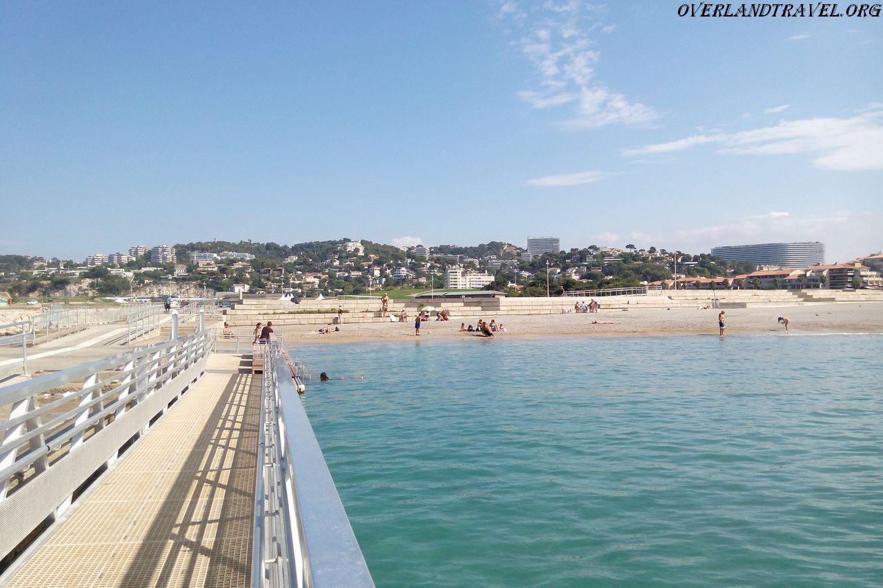 Marseille Prado Beach 9 Travel France