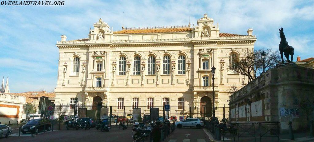 Conservatoire à rayonnement régional de Marseille.