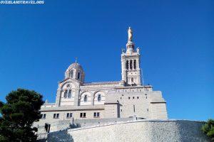 France Marseille Norte Dame de la Garde travel