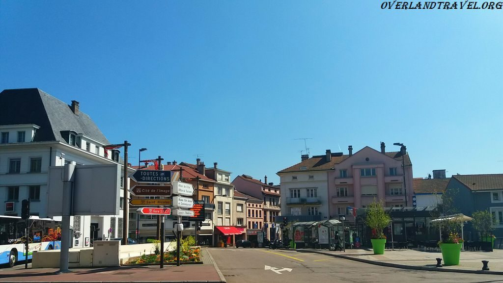 Epinal is a commune in northeastern France and the capital of the Vosges department.