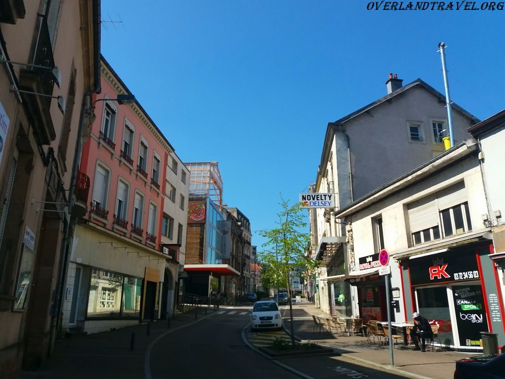 Epinal is a commune in northeastern France and the capital of the Vosges department