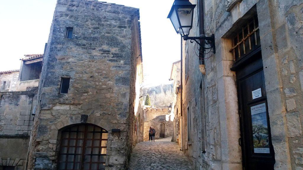 Les Baux-de-Provence is a French commune, located department of Bouches-du-Rhône in Provence-Alpes-Côte d'Azur.