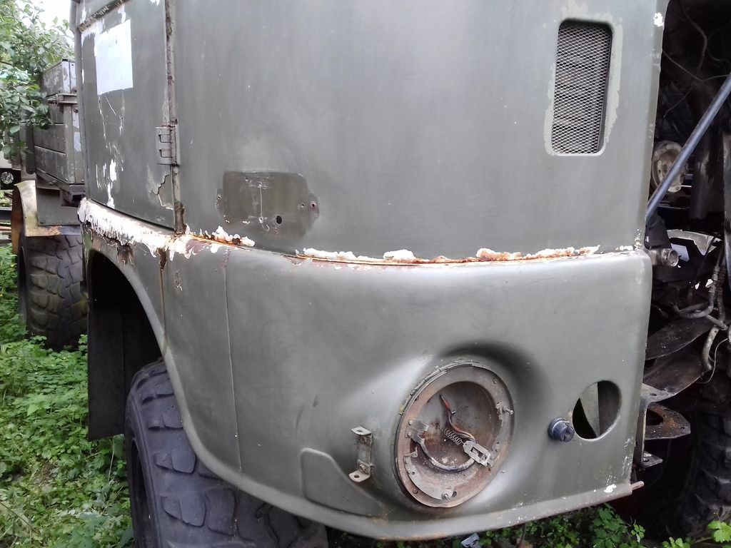 Продам кабину грузовика IFA-W50 ИФА-В50