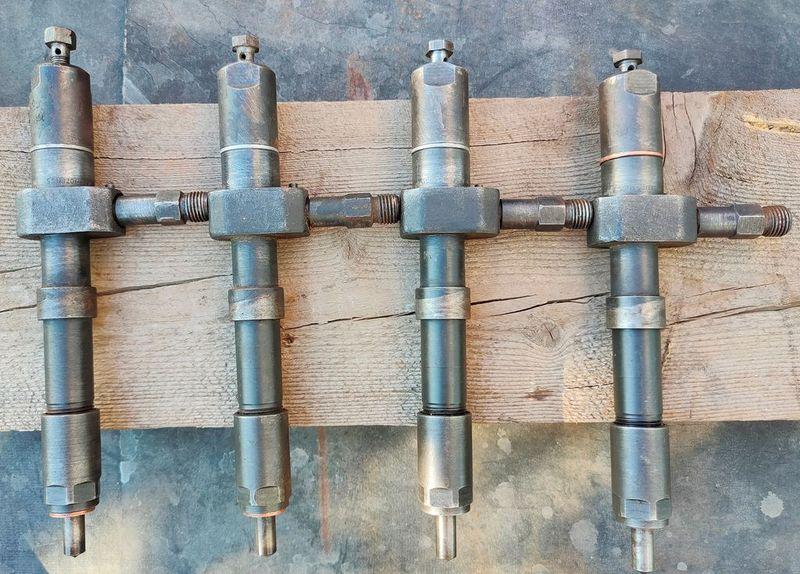 Форсунка SCN 120/130 W-002 Fortschritt Е512, Fortschritt Е514, Fortschrittт ZT, IFA W50.