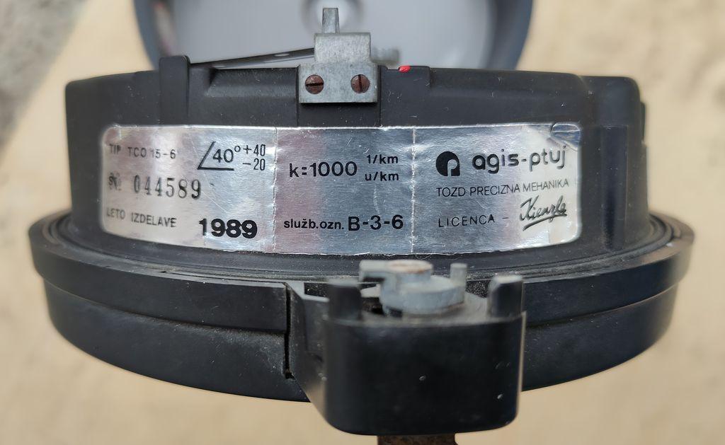 Спидометр автозапчасти для грузовика ИФА-В50.