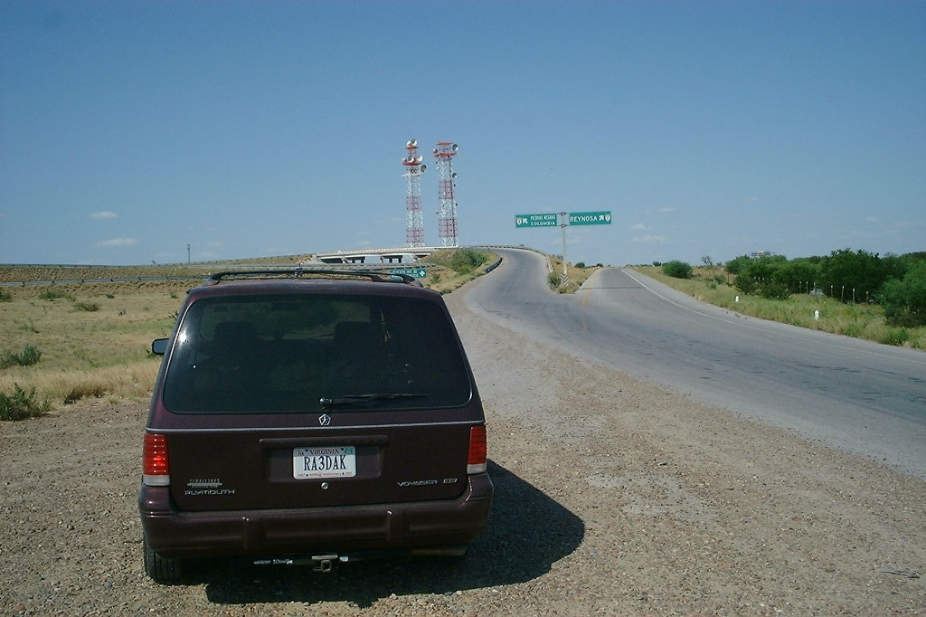 Панамериканское шоссе Мексика