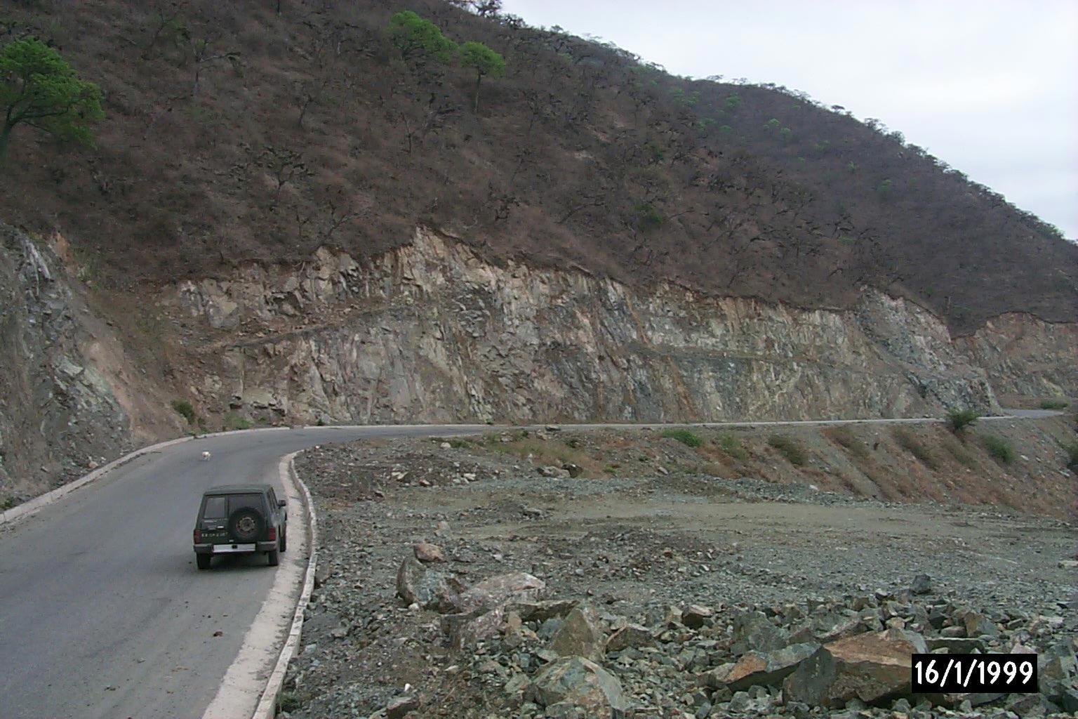 Панамериканское шоссе Эквадор