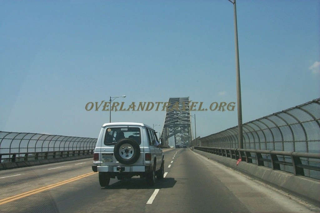 Панамериканское шоссе Панама