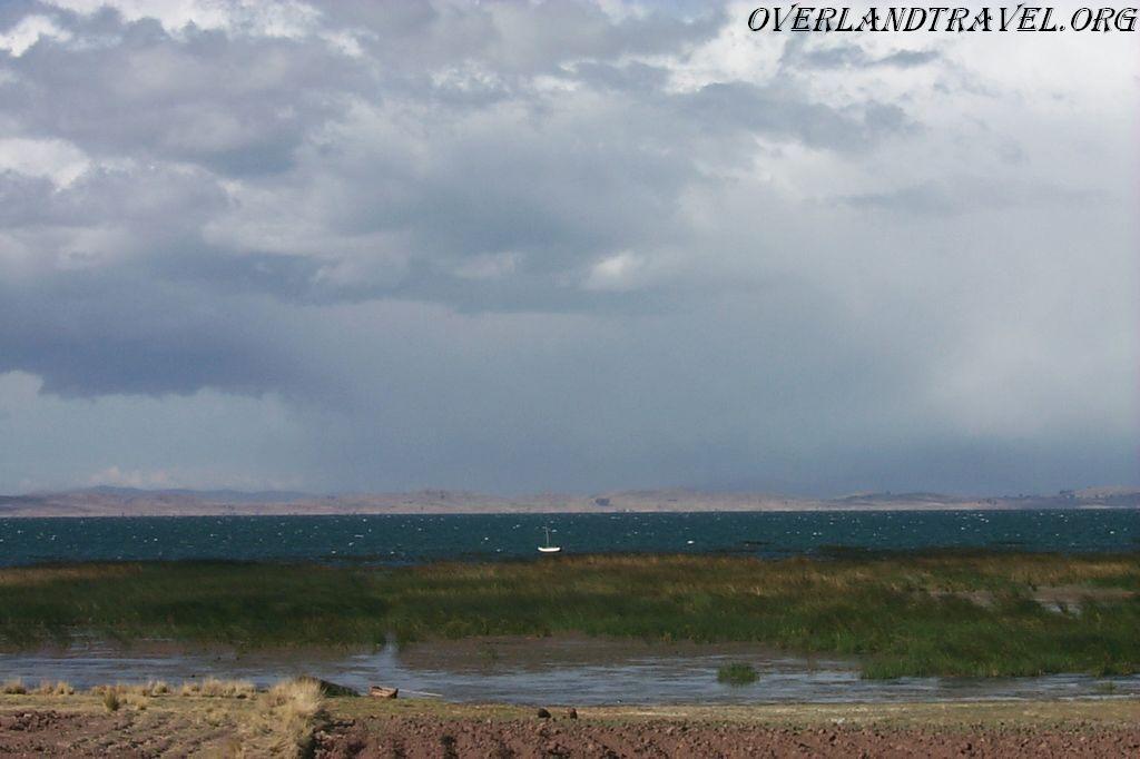 Боливия озеро Титикака