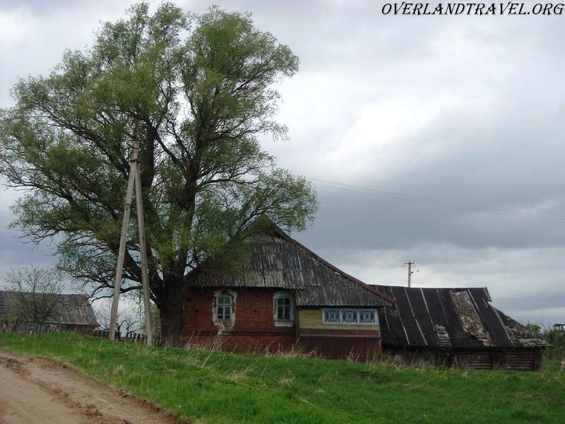 Деревня Лобаново, Демянский р-н, Новгородская область.