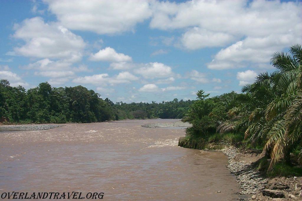 Эквадор, провинция Manabi.