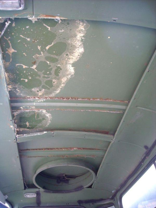 IFA-W50LA кабина, виброизоляция.