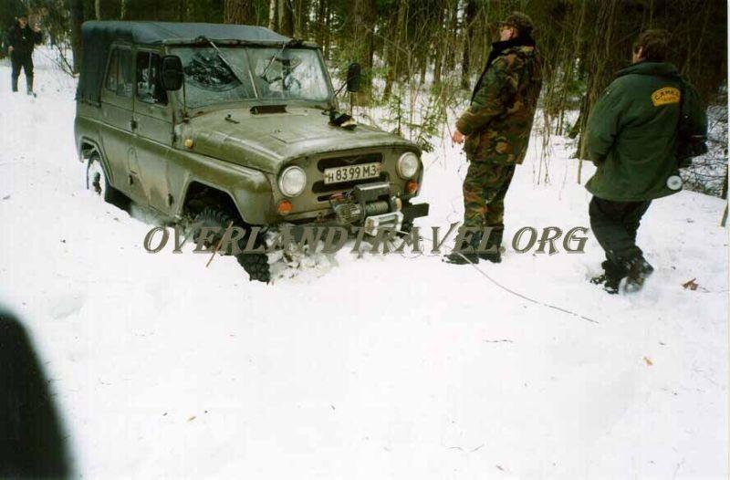 УАЗ-469 Военный
