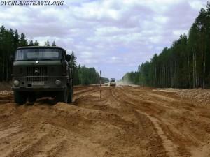 Россия, Костромская область «Сусанин Трофи 2006»