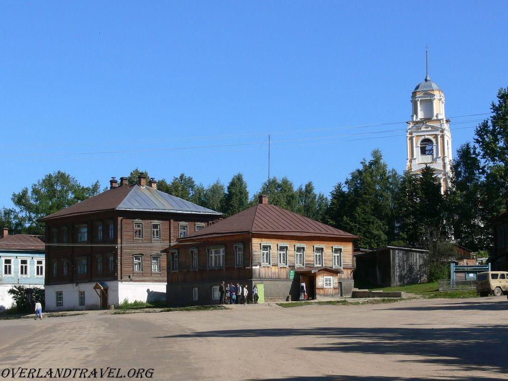 Кологрив - город в Костромской области России