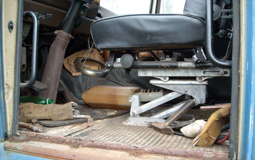 IFA-L60 ИФА-Л60 полноприводный дизельный грузовик производства ГДР