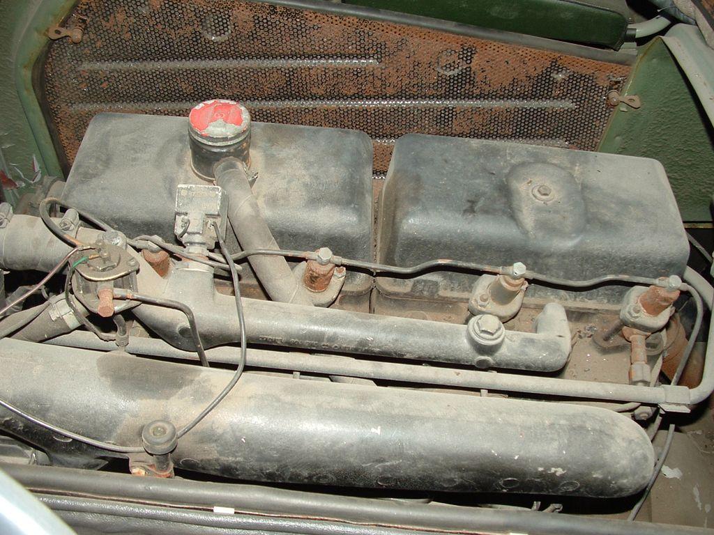 IFA -W50LA армейский грузовик 4х4 производства ГДР