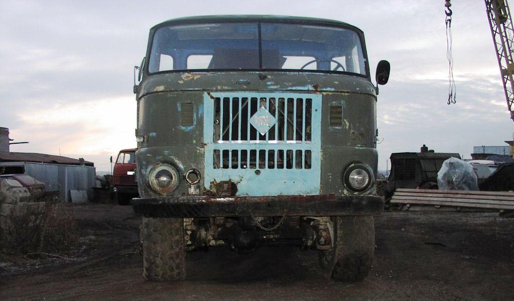 IFA-W50LA Пермский край.