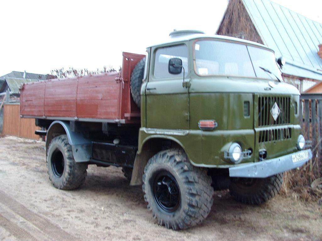 IFA-W50LA Владимирская область.