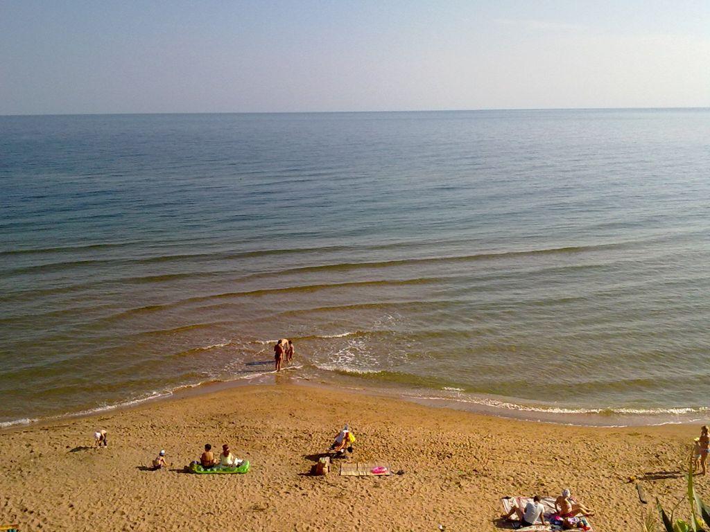 Азовского море Кучугуры