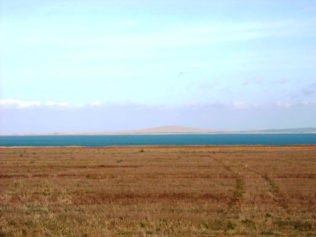 Таманский полуостров.