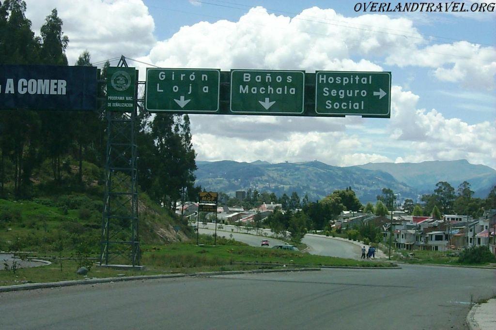 Эквадор, Куэнка