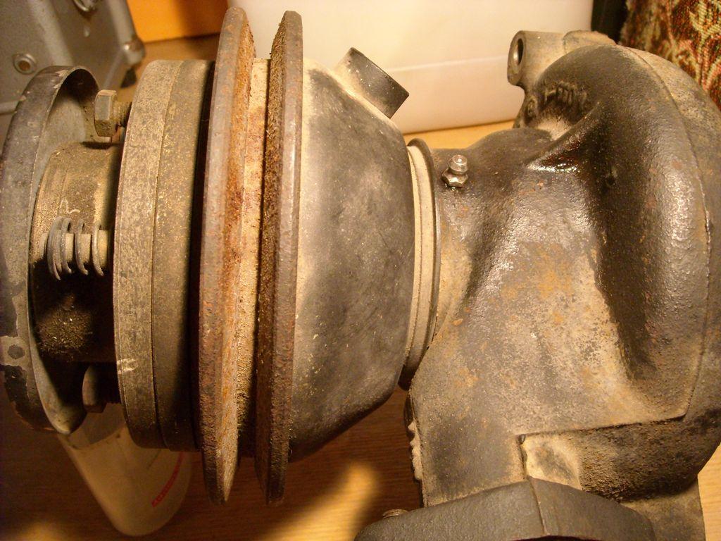 IFA-W50 помпа системы охлаждения