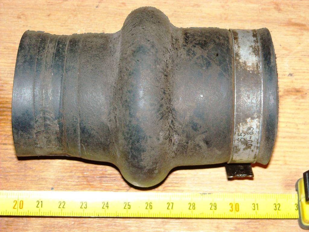IFA-W50 нижний патрубок радиатора