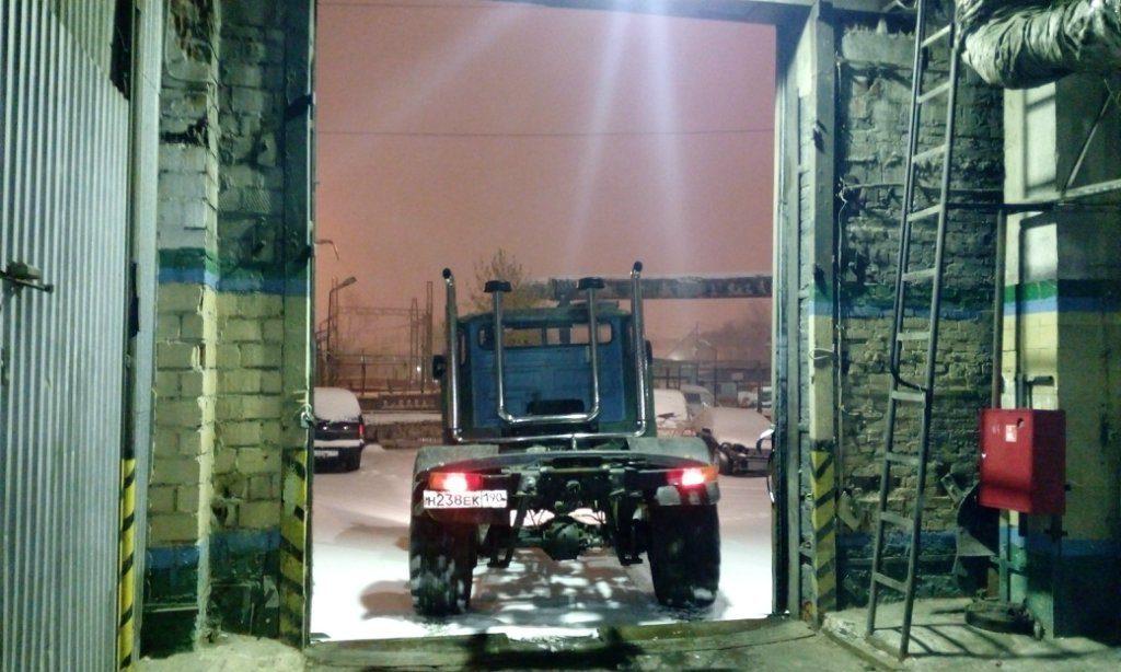 IFA-W50LA truck 4x4