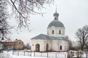 Gagarinskaya Novosyolka is a village in the Pereslavsky district of the Yaroslavl region near the Kubr river.