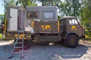 Steyr 680 – Our motorhome.