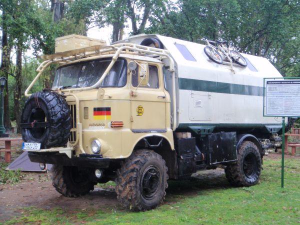IFA-W50 Camper