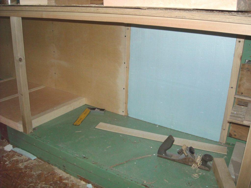 IFA-W50LA insulation camper