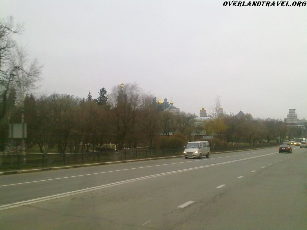 Russia, Sergiev Posad.