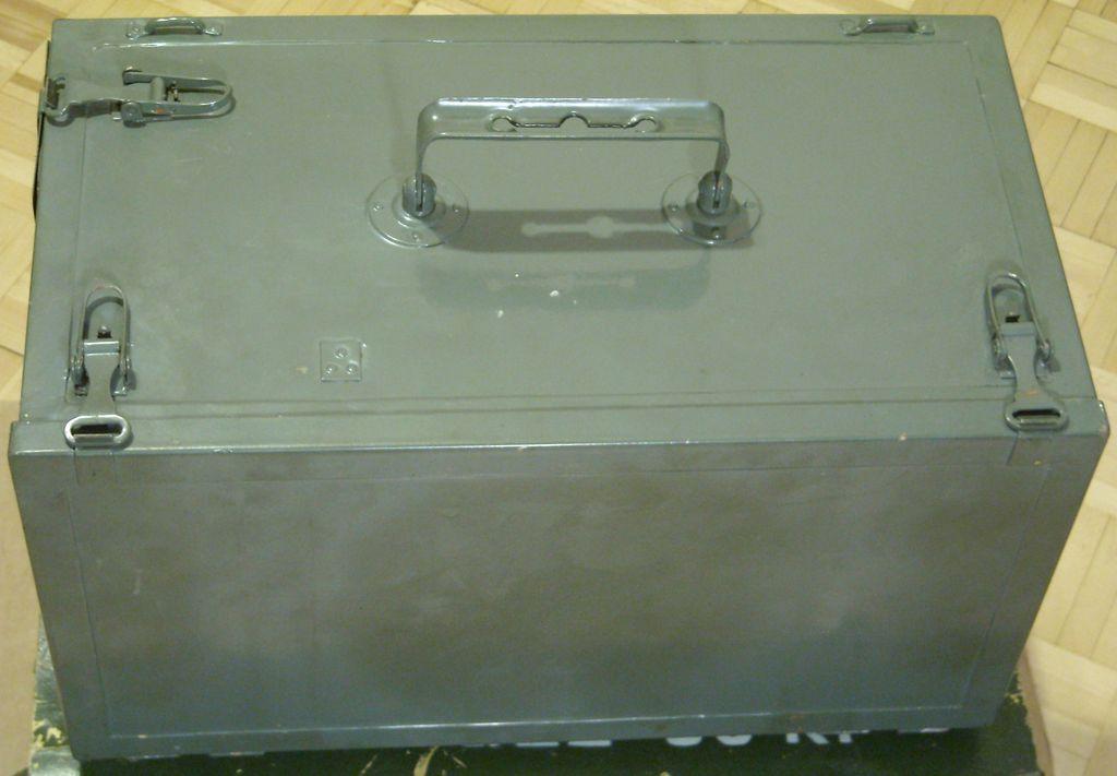 HF radio receiver R-311 Omega
