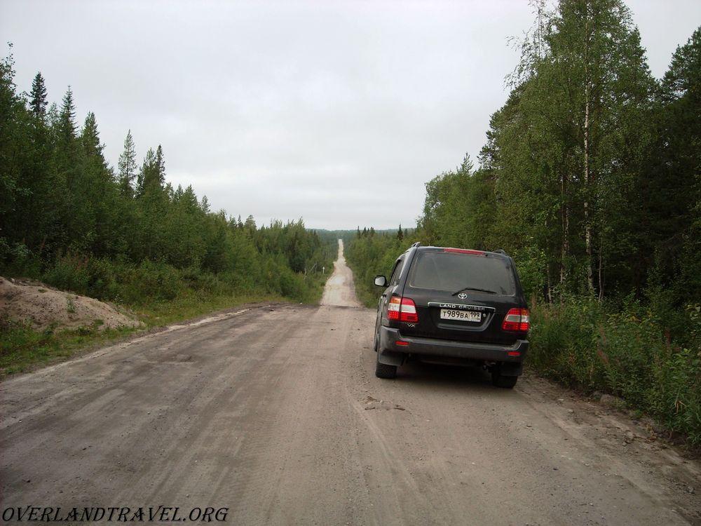 Russia, Karelia, Louhi-Kestenga