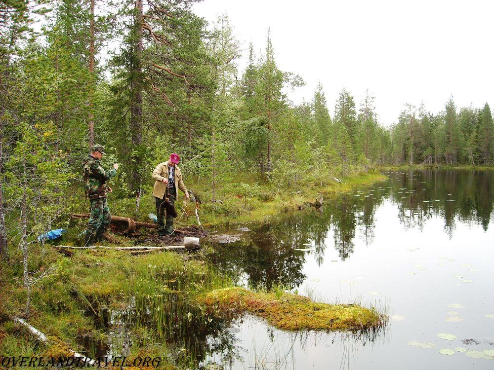 Louhi-Kestenga, Karelia, WWII