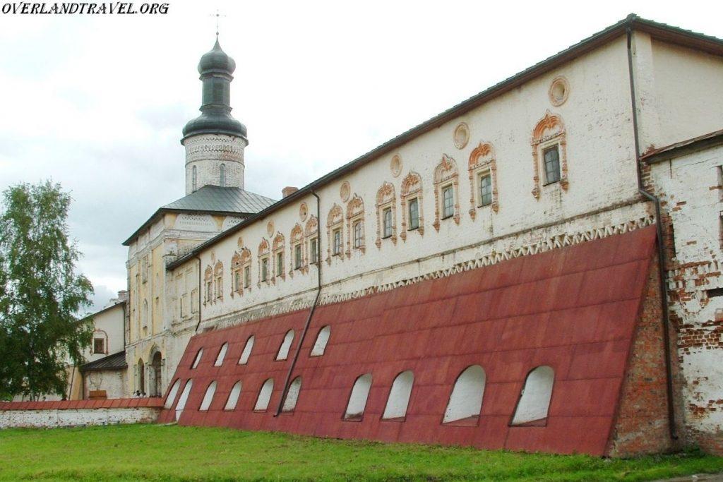 Russia, Kirillo-Belozersky Monastery