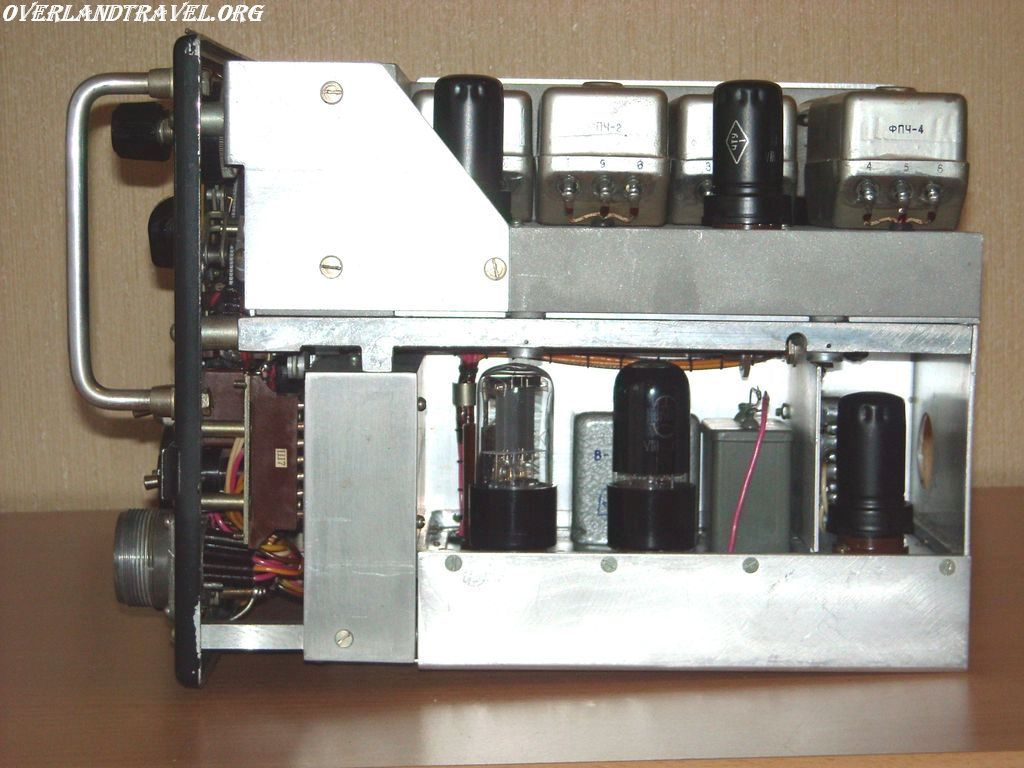 Radio receiver RPS