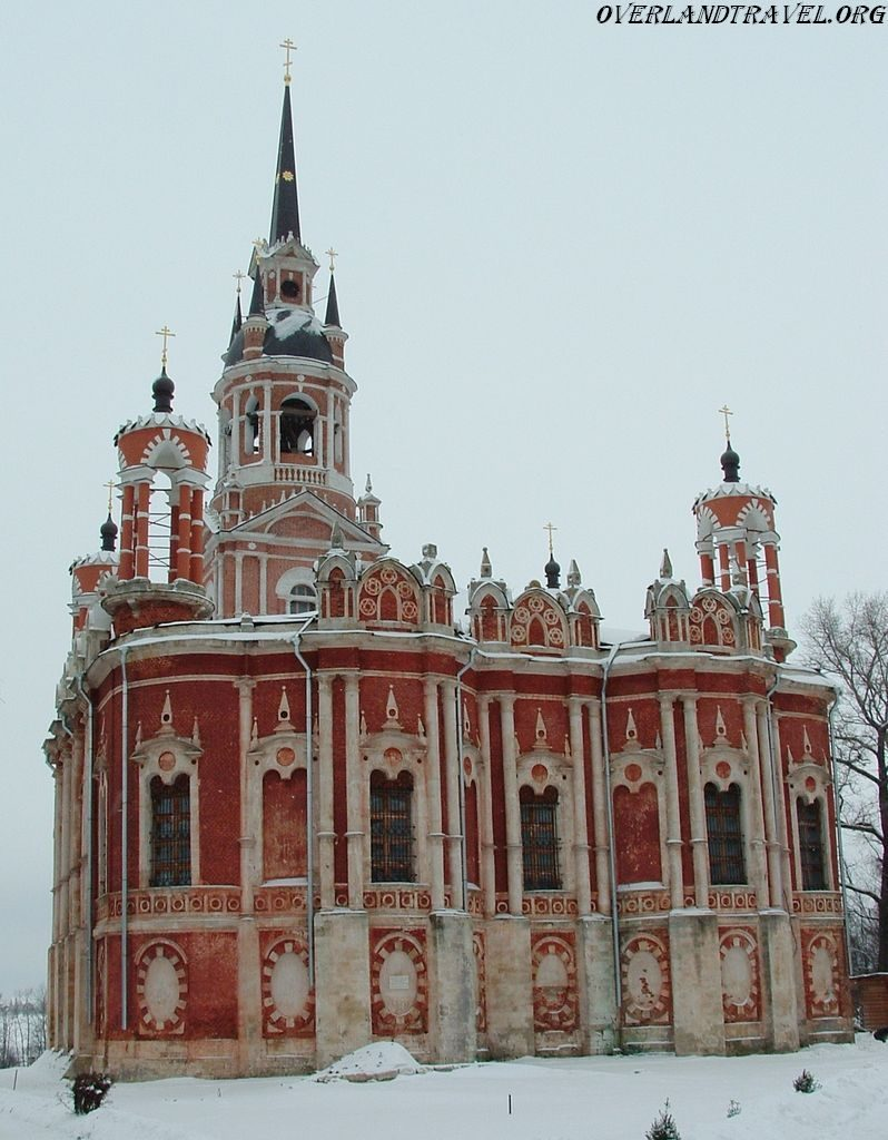 New Nicholas Cathedral, Mozhaisk Moscow Region.
