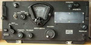 Aircraft radio receiver US-9 Solovej