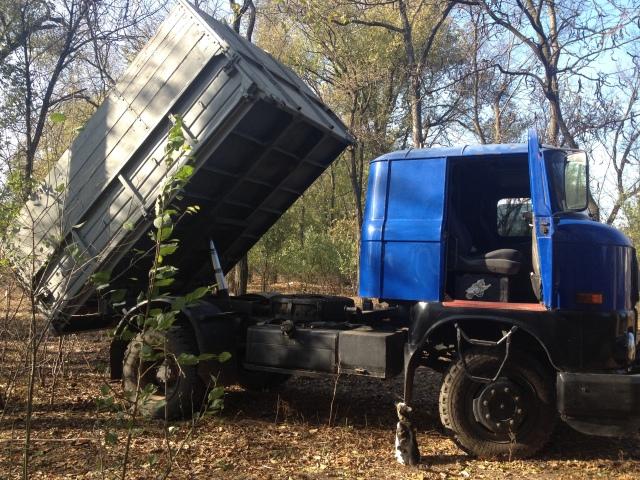 IFA-W50 truck