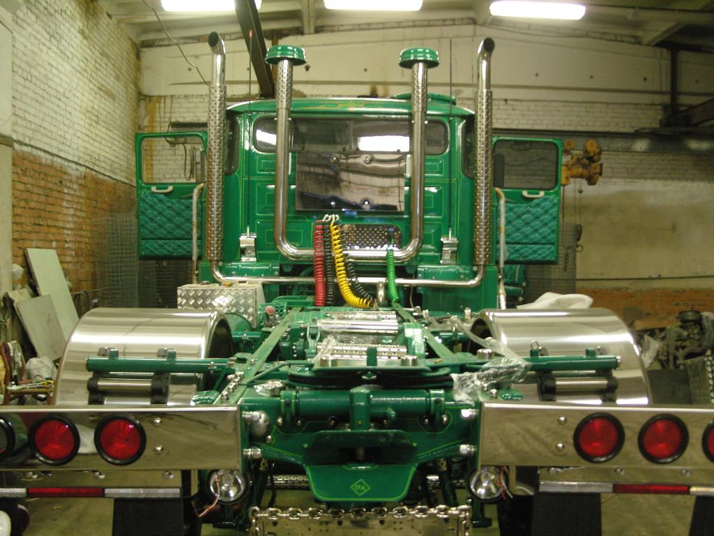 IFA-W50LA truck