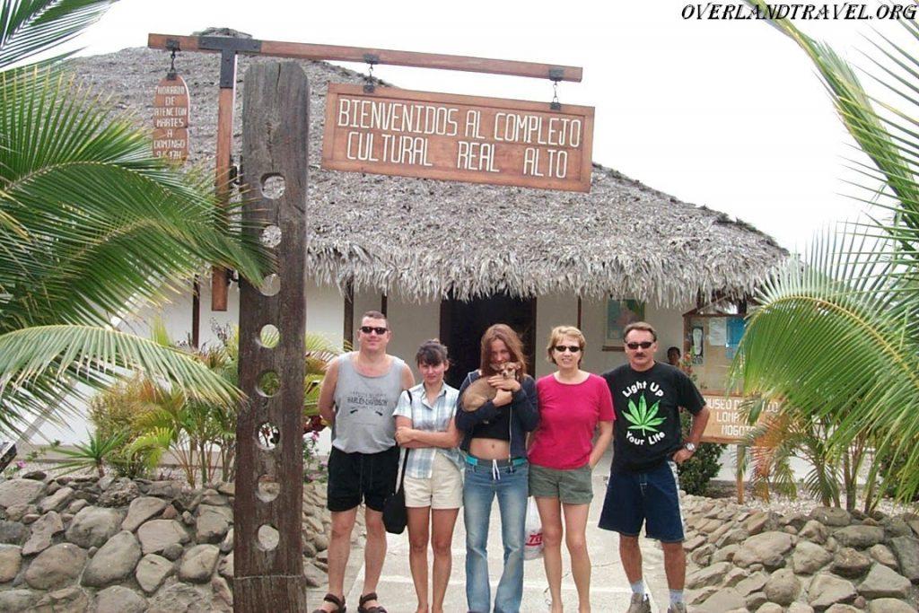 Ecuador, Archeological Site of Real Alto