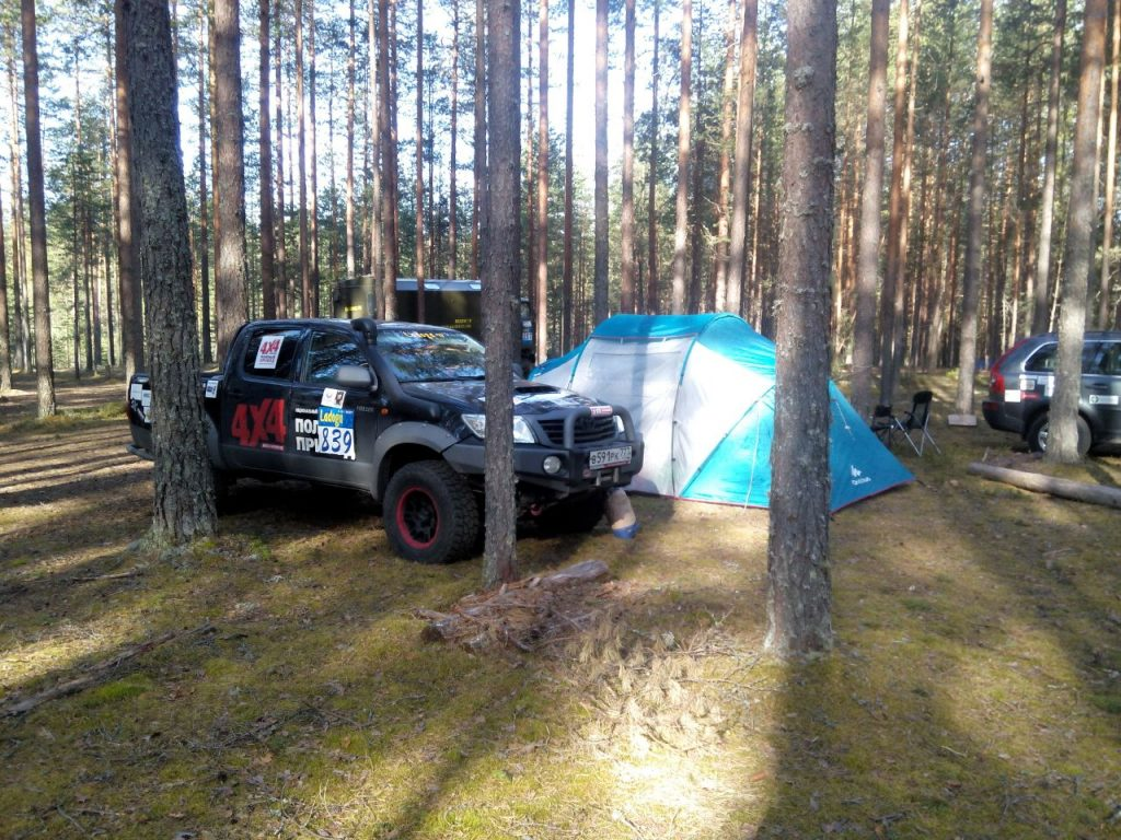 Ladoga Trophy 2017 The 2nd Day