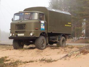 IFA-W50LA 4×4 army truck production GDR.