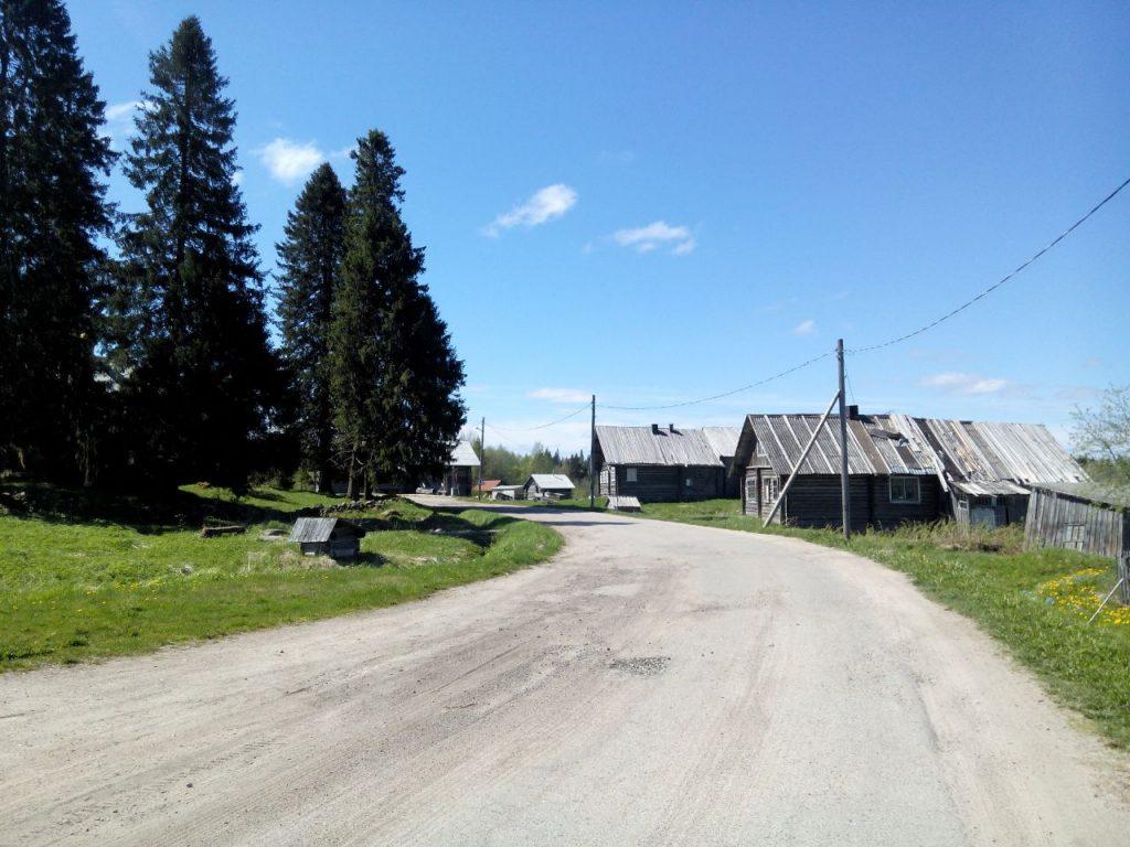 Ladoga Trophy 2017 village of Kinerma