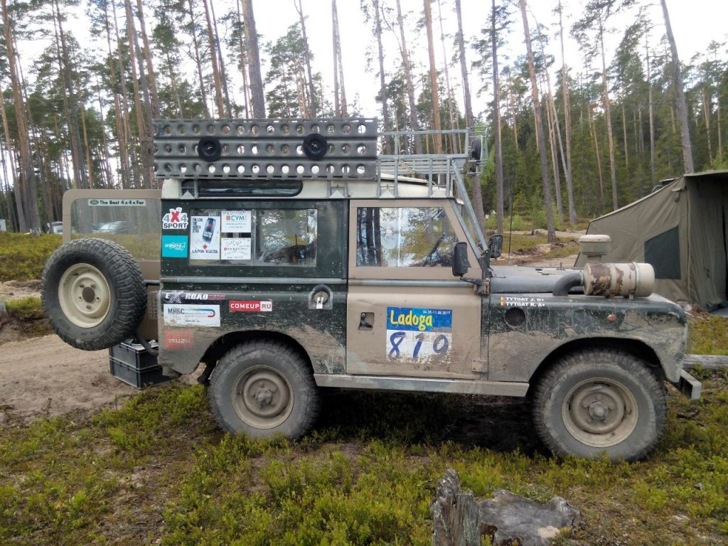 Ladoga Trophy 2017 The 6th Day